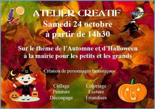 Invitation à l'atelier du 24 octobre 2009