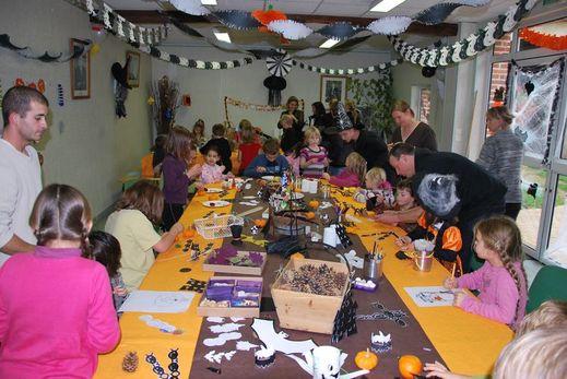 L'atelier du 24 octobre 2009