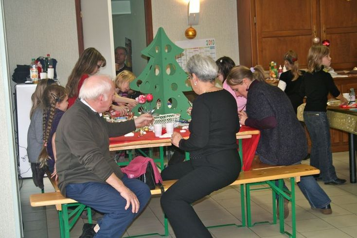 L'Atelier créatif de Noël