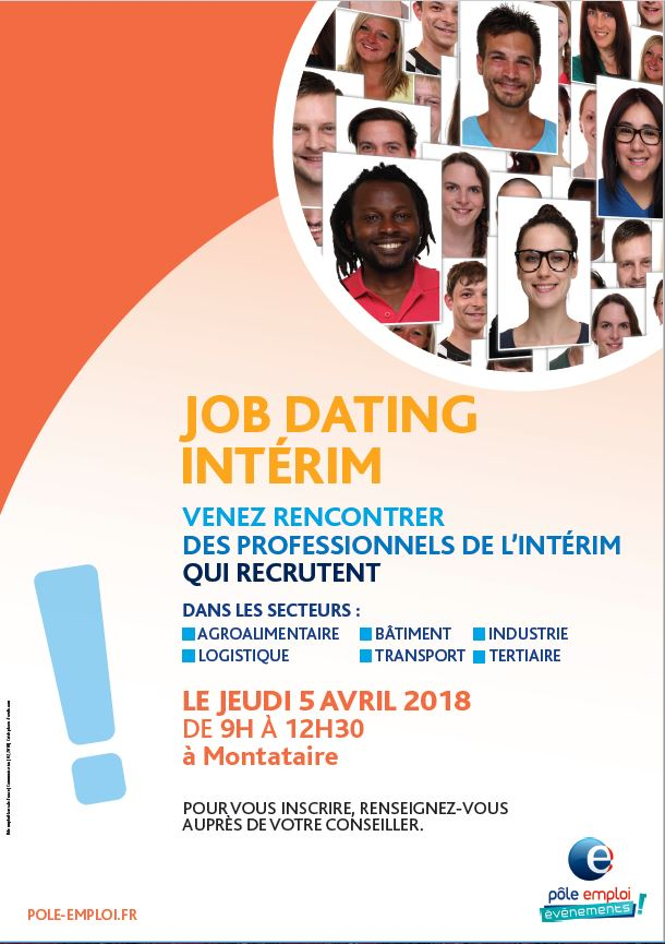 JOB DATING INTERIM  Recrute