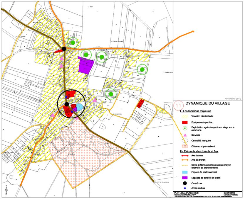 Informations sur le plan local d'urbanisation