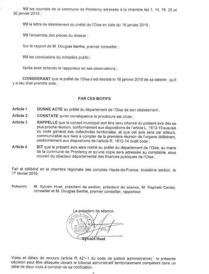 Compte rendu de séance du Conseil Municipal du 29 Mars 2019