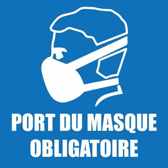 ARRETE du 17 Aout .. Port du masque dans l'espace public