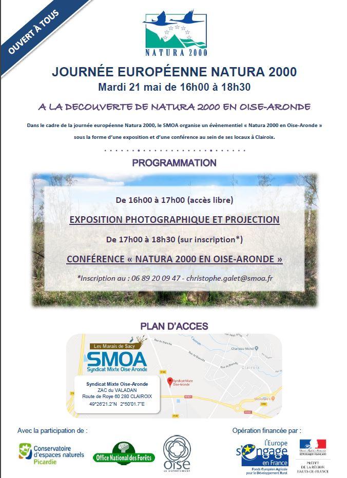 Journée Européenne NATURA 2000